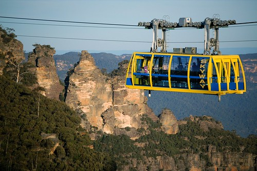 blue mountains skyway