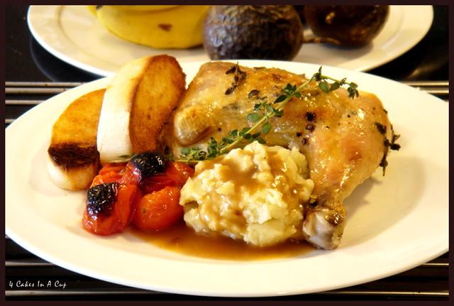 Roast Chicken Set