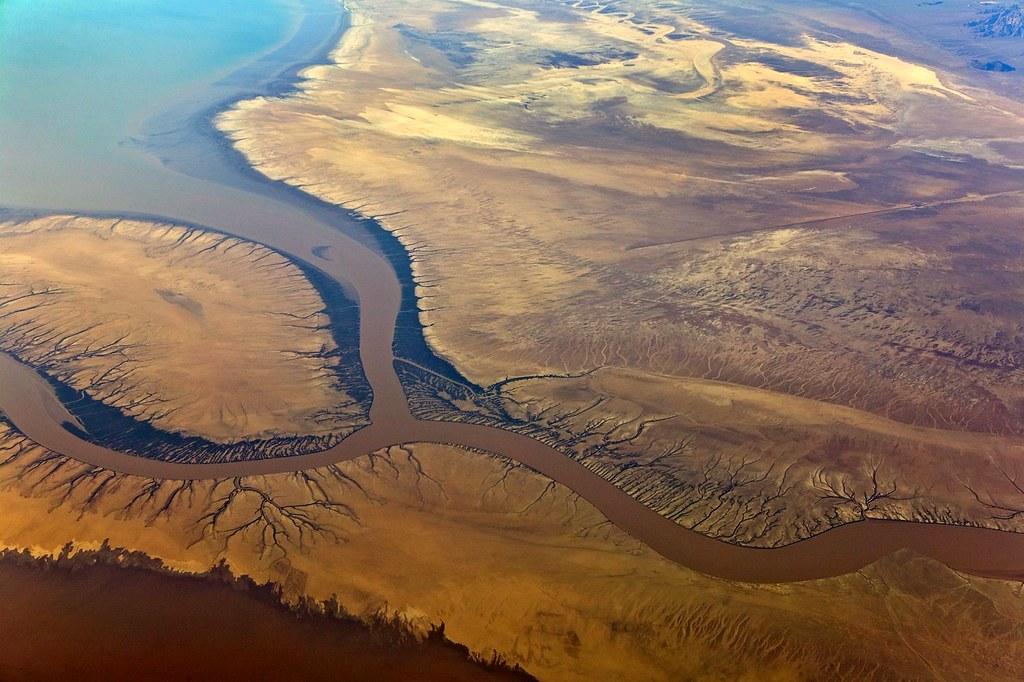 Colorado River Delta Sea Of Cortez Www Donriddle Com