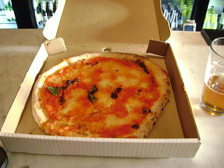 Pizza Margherita at Pizza Libretto | by nondoctor