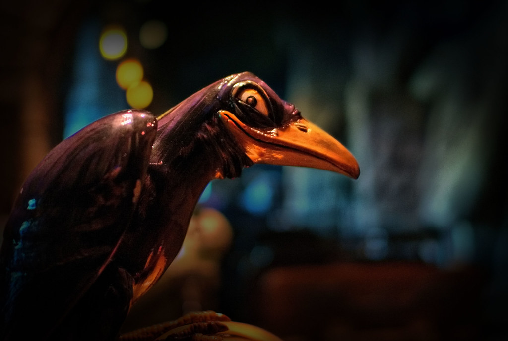 Disney 13 Nights Of Halloween The Grinning Raven Flickr
