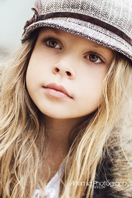 free little girls models
