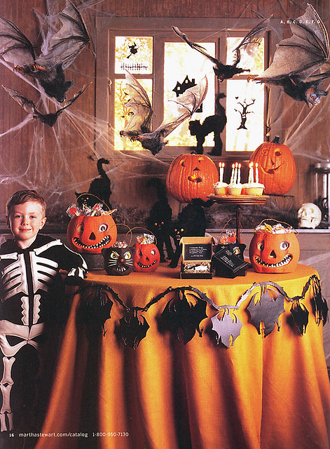 Halloween 2003 Martha Stewart Martha Stewart The Catalog F Flickr