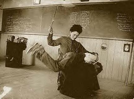 Colonial Punishments For Kids spanking in sch...