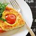 mascarpone tomato tart #2