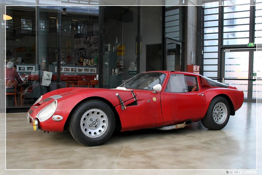1964 Alfa Romeo Giulia TZ 2 (03) | The original TZ ...