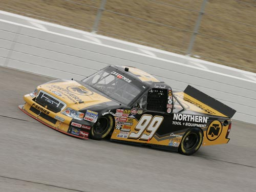 Northern tool racing no 99 ford f 150 photo from atlanta for Ford motor company driver education series