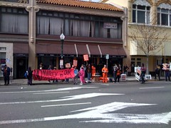 Downtown Berkeley anti-war demo | by scriptingnews