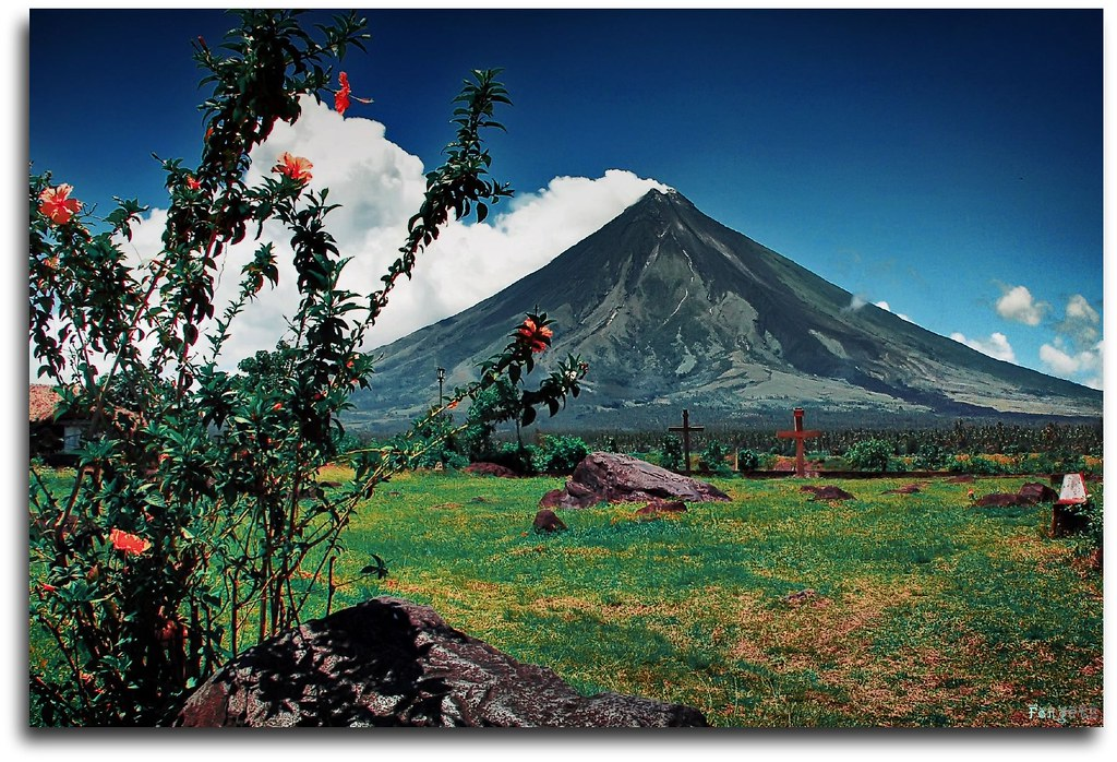 how to go to mayon volcano