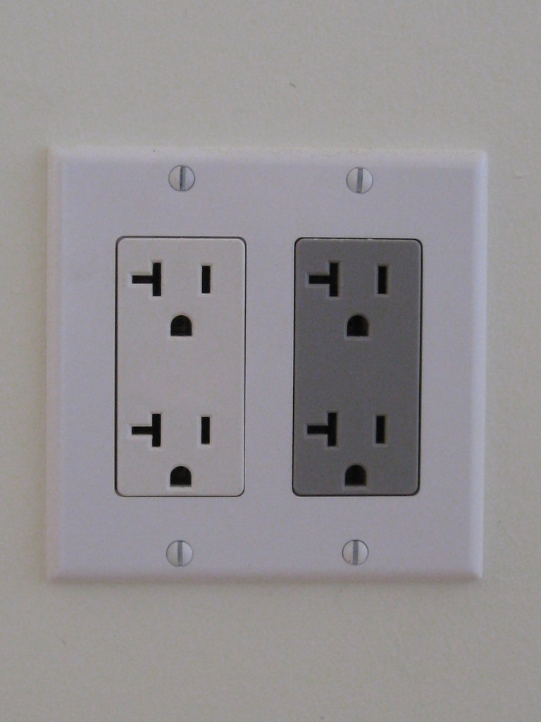 Electrical Outlet By Sherrie Thai Of Shaireproductions