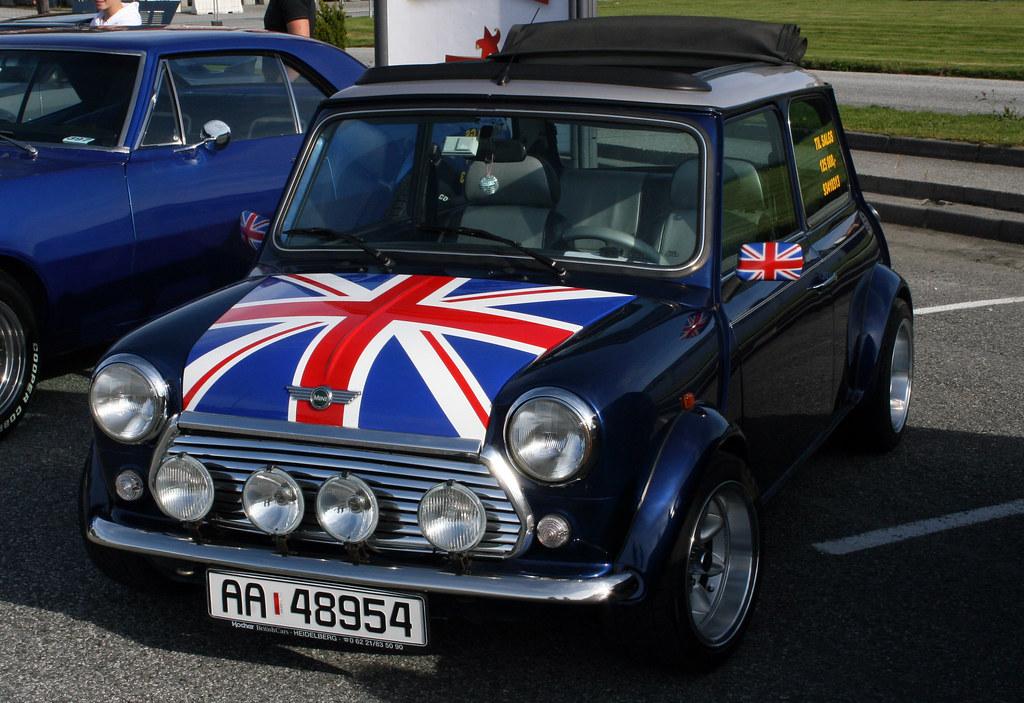 Mini Cooper Forum >> Mini Cooper Union Jack | Gatebiltreff Oasen 31/8-08 - Supers… | Flickr