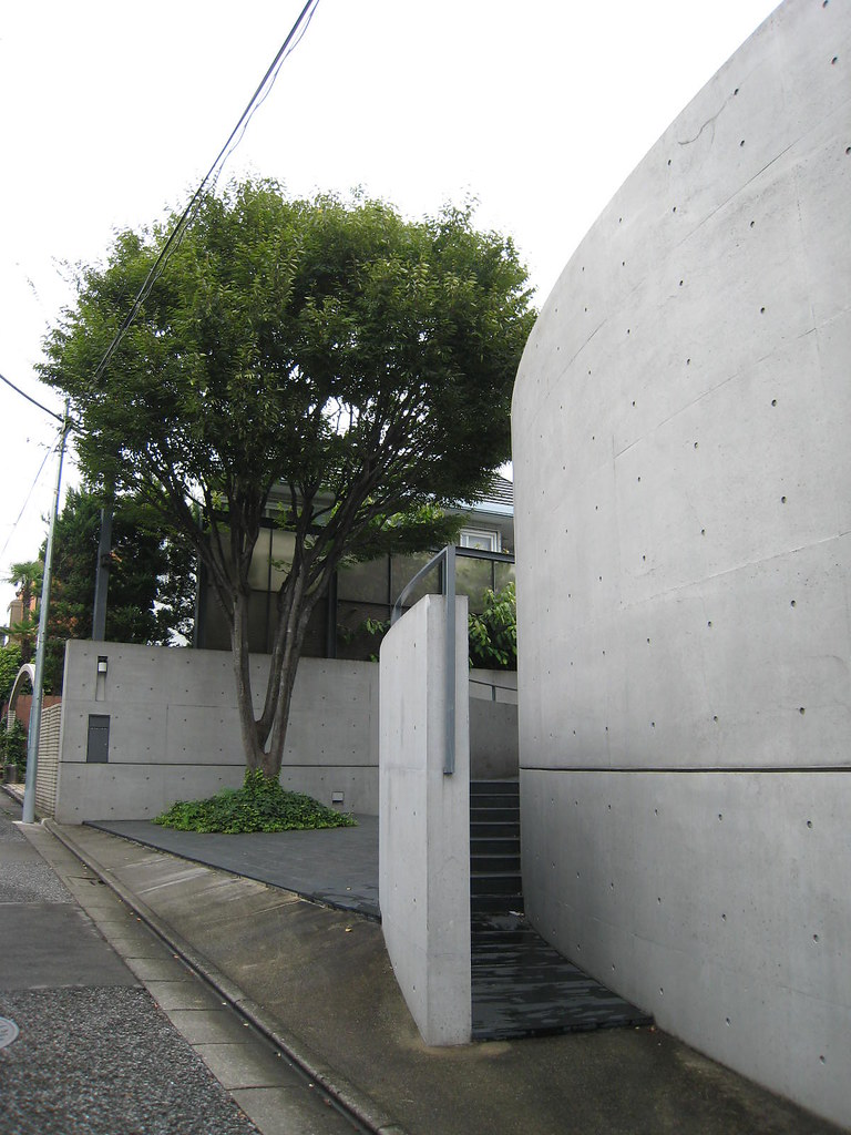 kidosaki house 04 architect tadao ando flickr