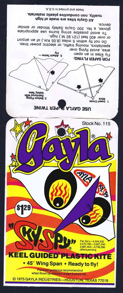 Sky Spy 45 Inch Kite