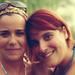 eu e a Andreia