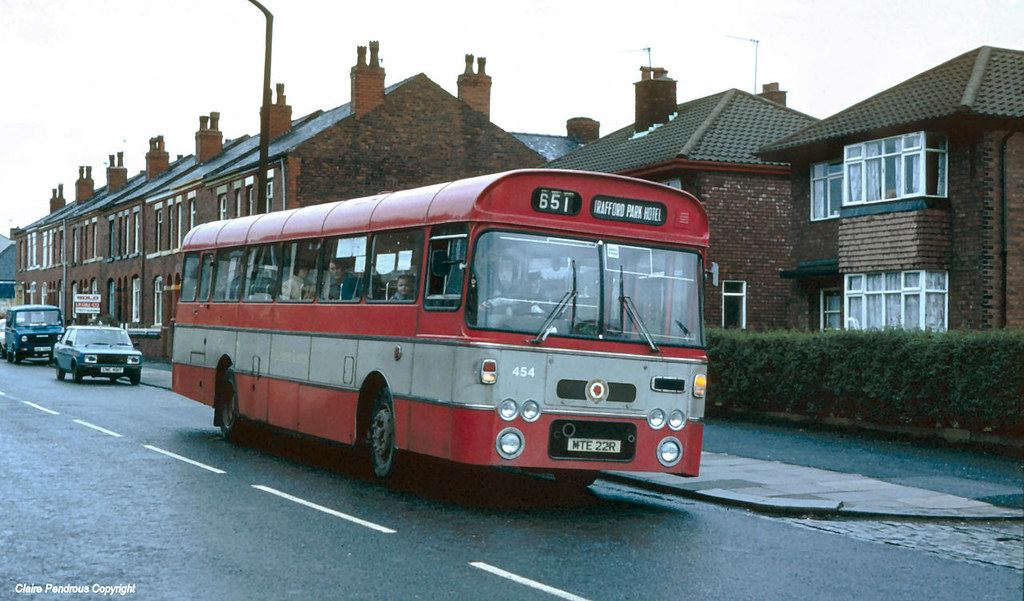 Lancs United 454 Swinton Greater Manchester 1981 Flickr