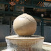 Baseball Fountain