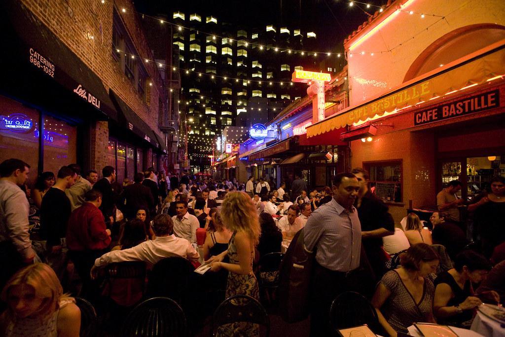Belden Place Restaurants San Francisco