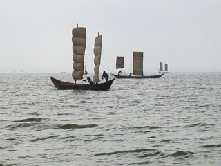Traditional fishing boats | by East Asia & Pacific on the rise - Blog