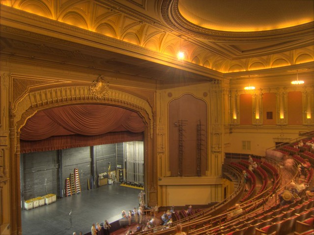 Golden Gate Theatre San Francisco Ca Flickr Photo