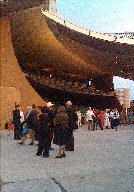 Watch a Performance at Santa Fe Opera House