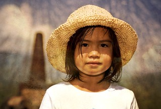 Indonesian Girl with Hat | by Stuck in Customs