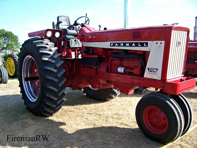 Farmall 706 Diesel