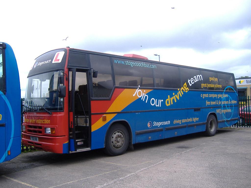 52056-05 | Stagecoach In Cumbria Plaxton Paramount 3500 MkII… | Flickr