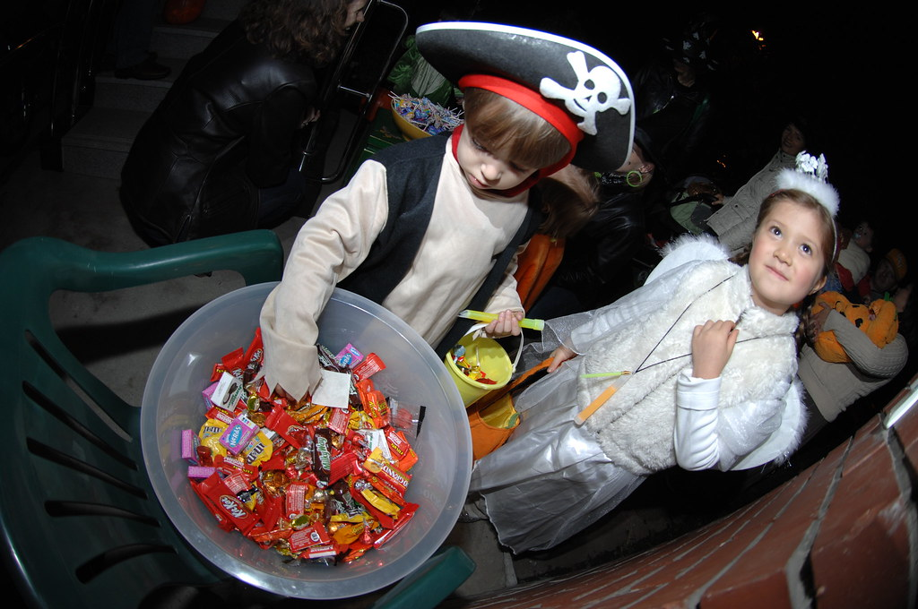 Do Adults Go Trick Or Treating