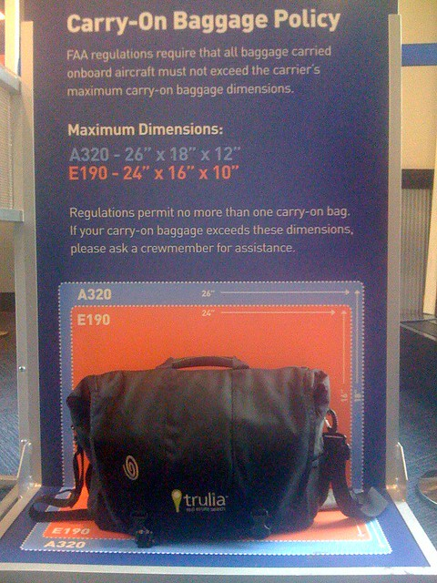 jetblue carry on bag policy my trulia bag fits rudolph