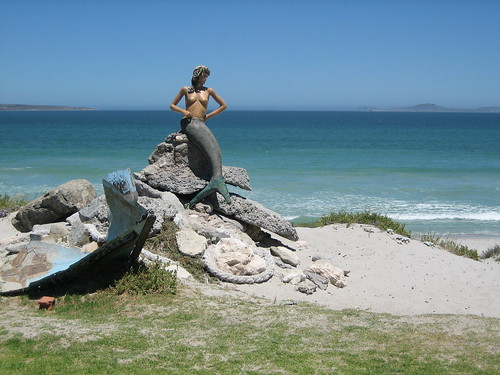 Mermaid at Club Mykonos - Langebaan | by Bug-E