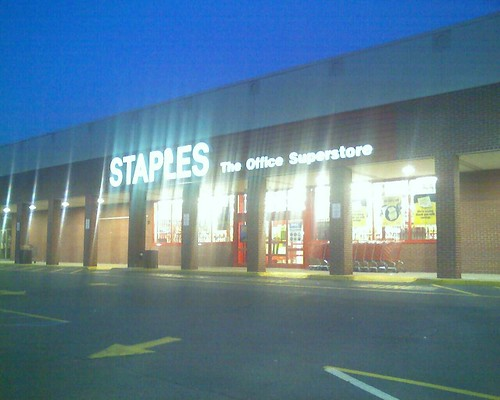 Staples | by Morton Fox