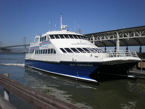 "Alameda Harbor Bay Ferry ""Bay Breeze"" 