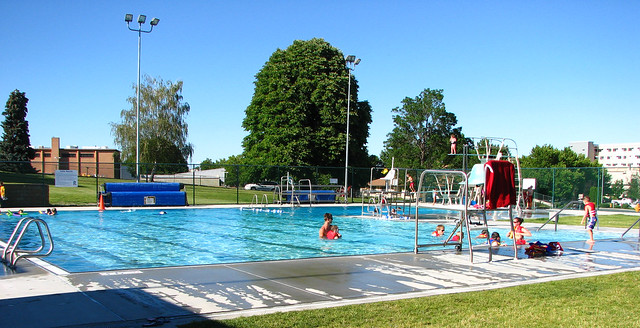 George Prout Pool Richland Took This Photo Of George