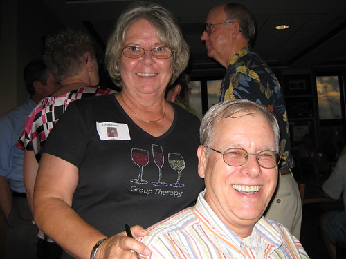Linda Hook, Larry Lehmer | by lwlehmer