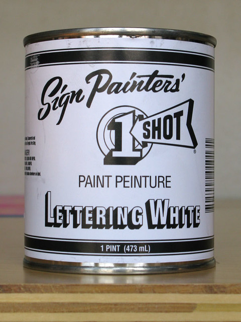 Sign painters one shot great label great paint flickr sign painters one shot by andy rementer publicscrutiny Choice Image