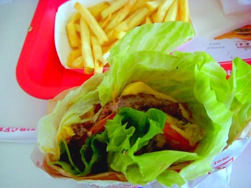 Best Fast Food Protein Burger