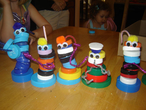Robot Craft From Nora S Wall E And Eve Birthday Party Flickr