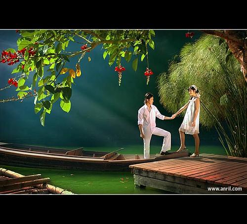Romantic In Heaven Client Yohan Amp Diana Location
