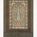 Gâmá el-Seydeh Zeynab - chemsah ou vitrail en plâtre ajouré (XIVe. siècle)