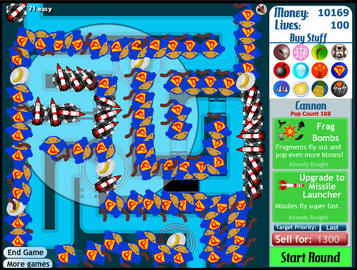 Bloons Tower Defense 3 I Cheated Aperson Flickr
