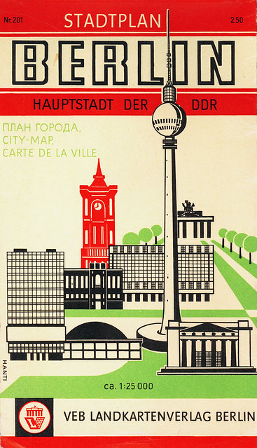 stadtplan berlin berlin city map cover probably from the flickr. Black Bedroom Furniture Sets. Home Design Ideas