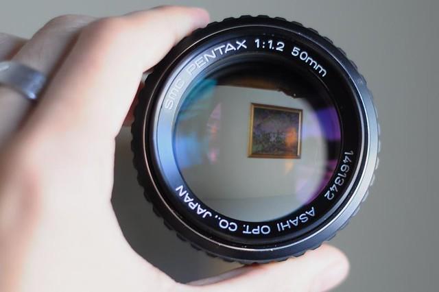 Smc Pentax 50mm F 1 2 My Pentax 50mm F 1 2 Manual Focus
