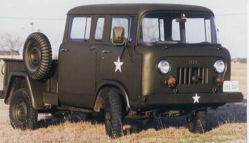 Jeep Forward Control Crew Cab M677 The Website Where I