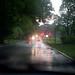 Rainy Evening Drive