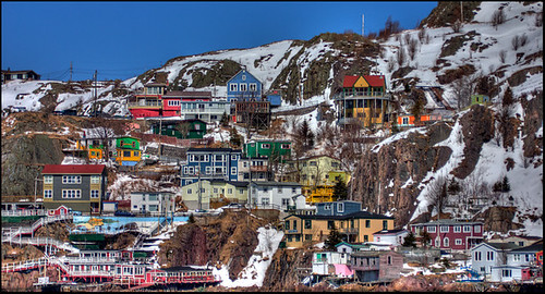 St. John's (NL) Canada  city pictures gallery : ... Lower Battery St. John's, Newfoundland, Canada | by Julian Maytum