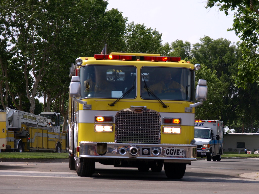 Fire Service Day City Of Garden Grove It Was Fire Servic Flickr