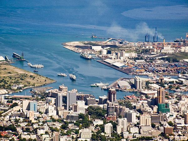 Port louis harbour mauritius port louis the capital city flickr - Restaurant port louis ile maurice ...