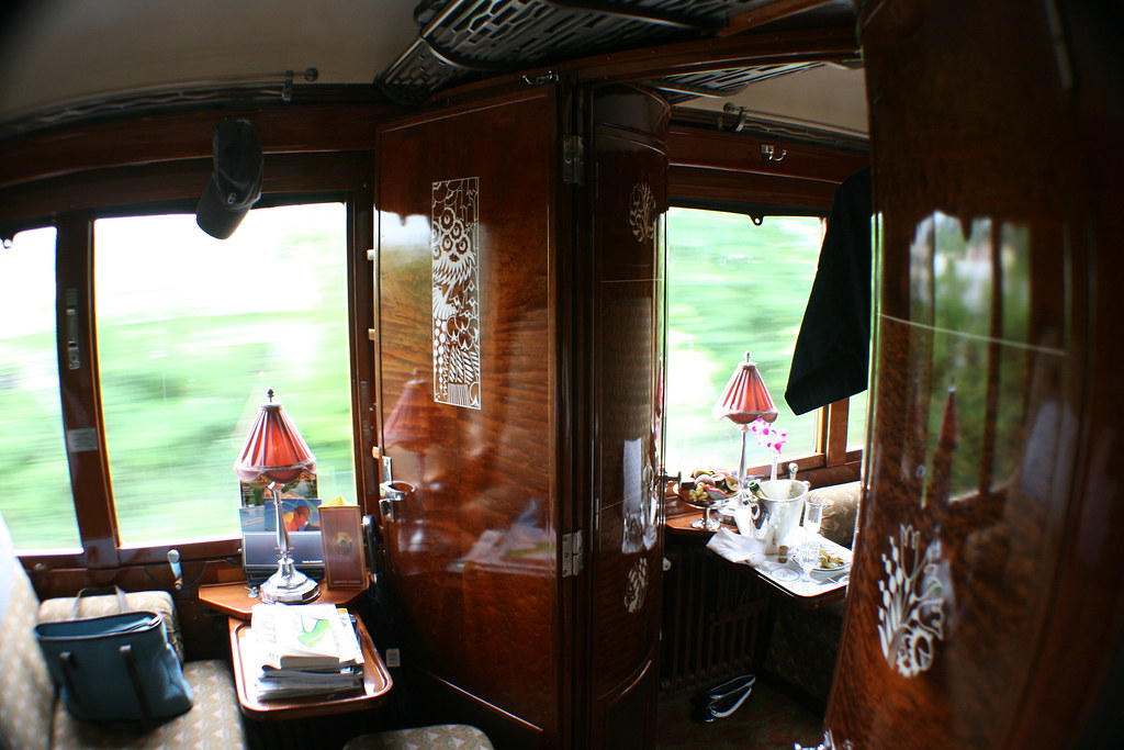 Double Cabin Suite Venice Simplon Orient Express Flickr