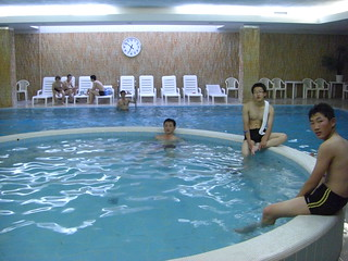 Koryo Hotel Swimming Pool. Pyongyang, North Korea. | by (stephan)