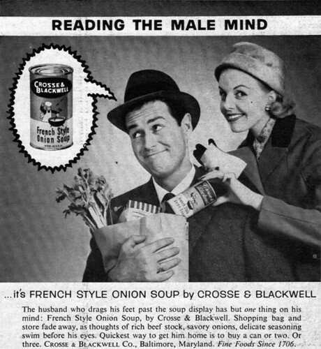 Vintage Ad #581: Reading the Male Mind | by jbcurio
